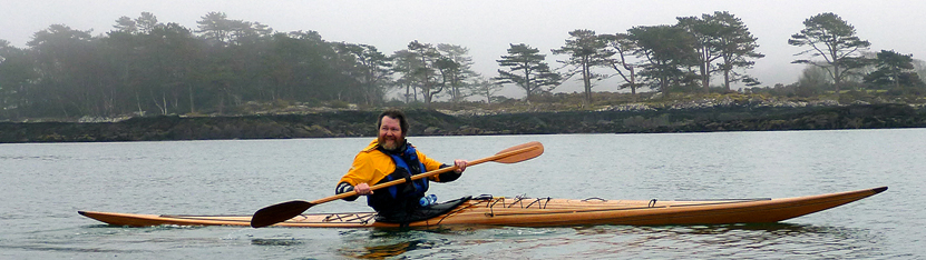 The Bjorn Thomasson Hunter Sea                                 Kayak